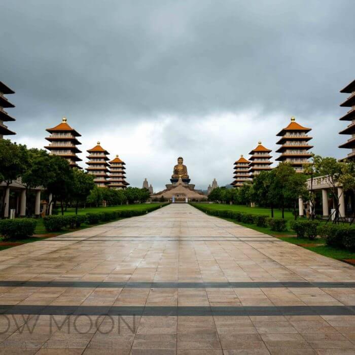 佛光山-佛陀紀念館-沈澱心靈的朝聖之旅