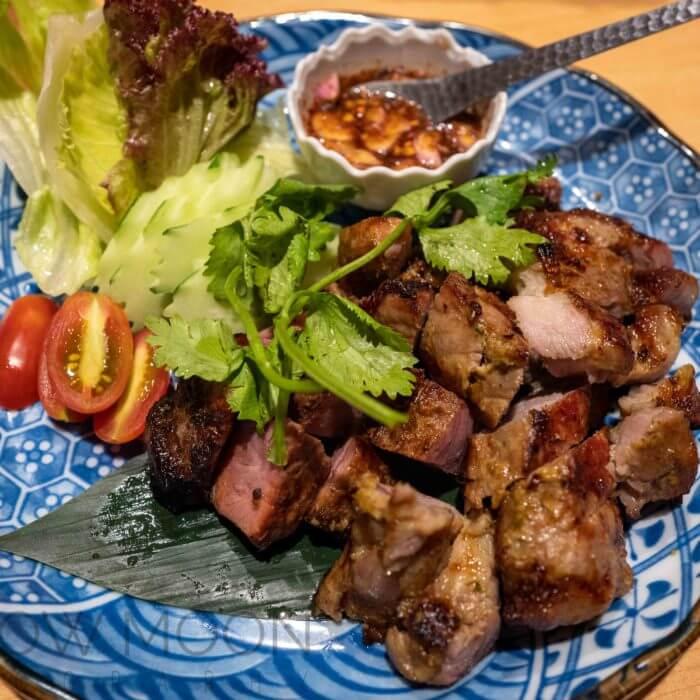 莎瓦迪卡泰國菜|職人精神泰國料理-精緻好吃又道地-台北大安站美食
