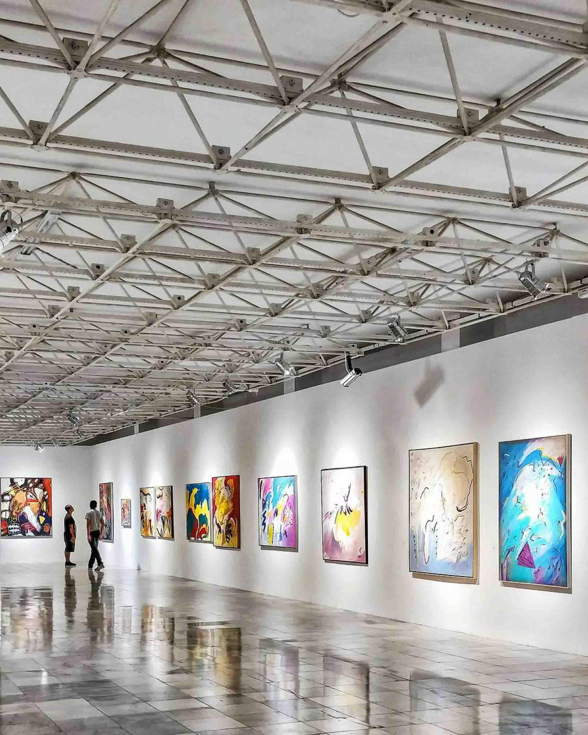 Shadow Moon Online Museum Exhibition Area