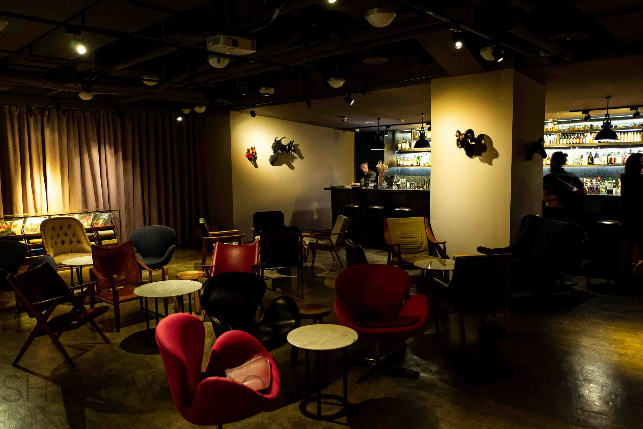 MUD BAR:台北中山區BAR-聊天放鬆喝酒聽音樂的好去處-DJ駐點演出