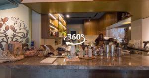 腦內啡咖啡 VR 導覽