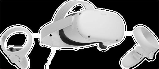 VR線上展覽-頭盔