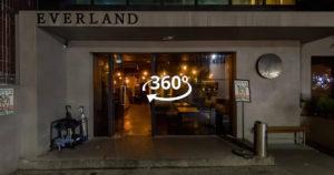 Everland Shisha Bar VR空間導覽